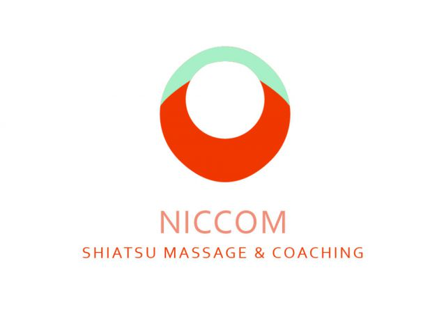 Logo Niccom Shiatsu Massage & Coaching