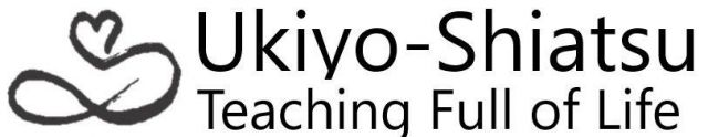 Logo Ukiyo Shiatsu Teaching full of life