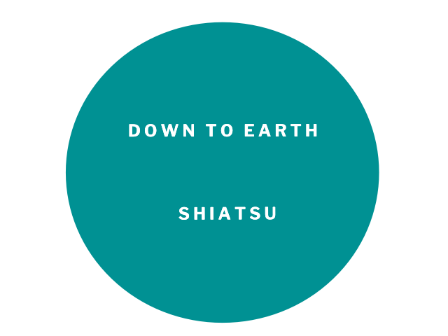 Logo Down to Earth Shiatsu