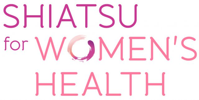 Logo Shiatsu for Women's Health