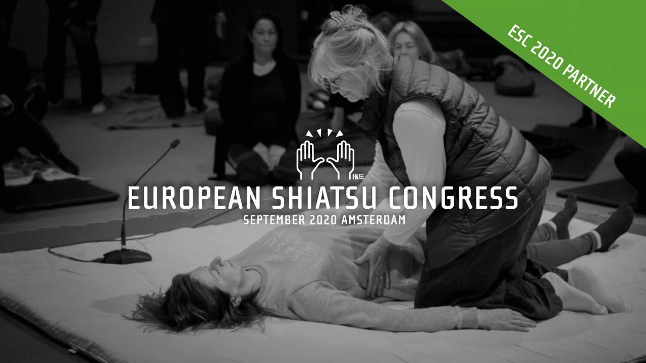 Beeld European Shiatsu Congres 2020